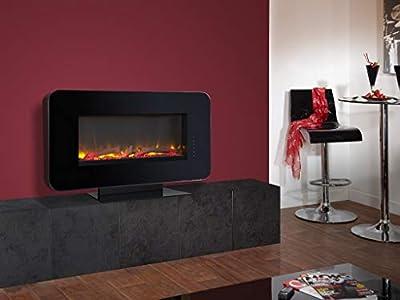 Designer Fire - Celsi Touchflame Black