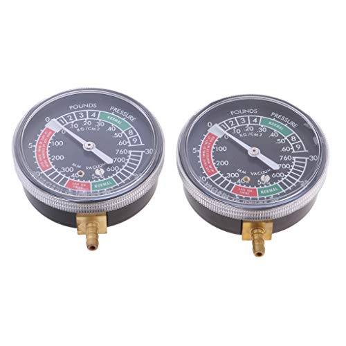 2 Pz Sincronizzatori Carburatore Bilanciamento Controllo Calibrazione Plastica