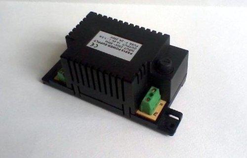 ELKRON 80PS4200115 - PS515 Alimentatore di ricambio per centrali di allarme, 14,4V, 1,5A, Nero