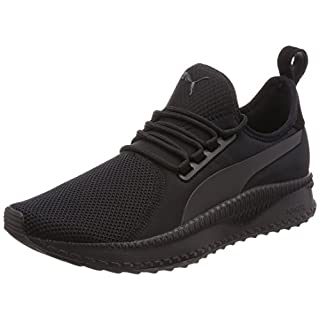 Puma Unisex Adults Tsugi Apex Low-Top Sneakers, Black (Puma Black-Puma Black 01), 9 UK (43 EU)