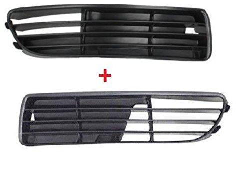 Preisvergleich Produktbild AUDI A4 B5 94-98 Gitter Blende Stoßstange Nebelscheinwerfer VORNE LINKS RECHTS