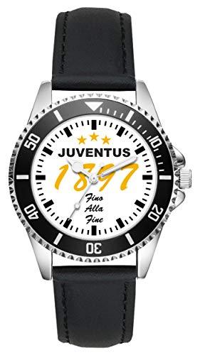 Juventus Regalo Articolo Idea Fan Orologio L-6060