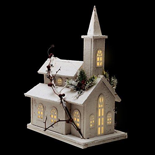 Decorazione di Natale Vintage stile rustico chic.
