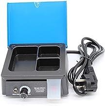 OUKANING Calentador de Cera Profesional Parafina Calentamiento Rápido 3 cajas Laboratorio dental Fundidor de cera Calentador