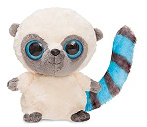 Aurora 13005 Yoohoo - Lémur de Peluche (18cm), Color Azul