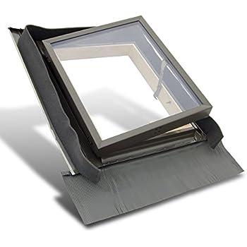 Dachfenster ausstiegsfenster dachausstieg ausstieg dachluke aussteiger 45x73 nach oben zu ffnen - Dachfenster mit ausstieg ...