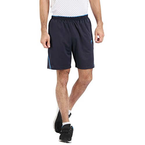 Proline Active Men's Shorts (8907007331835_63001524008_Large_Navy)  available at amazon for Rs.400