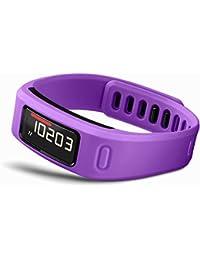 Garmin Vivofit HRM - Pulsera de fitness con pulsómetro, color lila