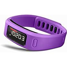 Garmin Vivofit - Bracelet d'activité connecté avec écran - jusqu'à 1 an d'autonomie - Violet