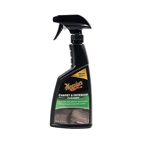 Meguiar's g9416eu pulitore tappezzeria e rimuovi macchie