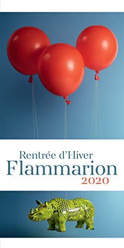 Couverture du livre Rentrée littéraire Flammarion Janvier 2020