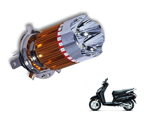 Auto Hub H4 Bike LED Light Bulb For Honda Activa 125  available at amazon for Rs.249