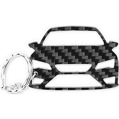 ACF Seat Schlüssel-Anhänger | echtes Carbon | Geschenk-Idee | Tuning | Seat Leon FR Cupra 5F ST