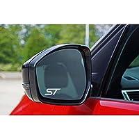 Autodomy Pegatinas Ford ST Pack 6 Unidades en Vinilo ácido para los Espejos del ...