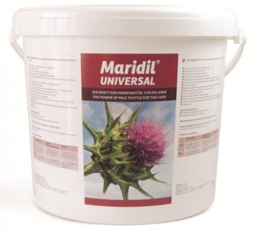 MARIDIL UNIVERSAL 3 kg – Mariendistelsamen kaltgepresst, für die Leber