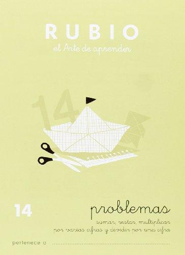 Cuadernos Rubio: Problemas No.14 por Ramón Rubio Silvestre