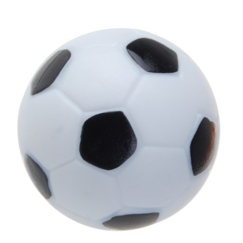 Kunststoff soccer-style Tisch Ball Fußball ()