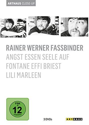Rainer Werner Fassbinder - Arthaus Close-Up (Angst essen Seele auf/Fontane - Effi Briest/Lili Marleen) [3 DVDs]
