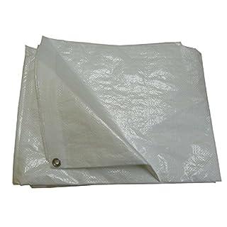 abratools Construction–Canopy Polyethylene BELFLEX 8x 10m 90g White
