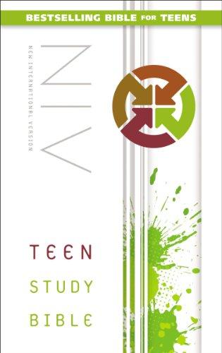 NIV Teen Study Bible: New International Version