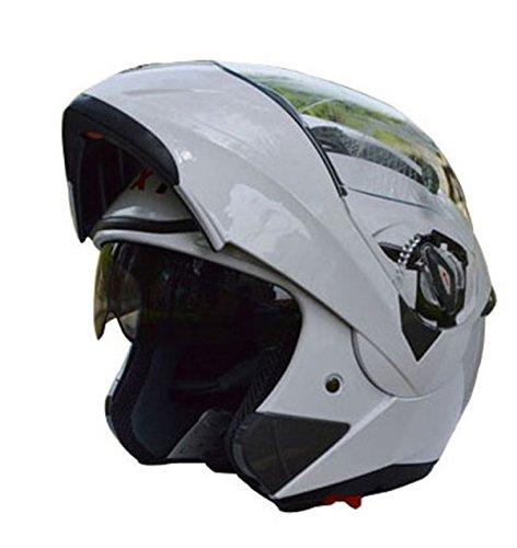 WKAIJCI Helm Elektroauto Motorrad Anti-Fog Halbhelm Helm Harley Winter Jahrgang,E-L