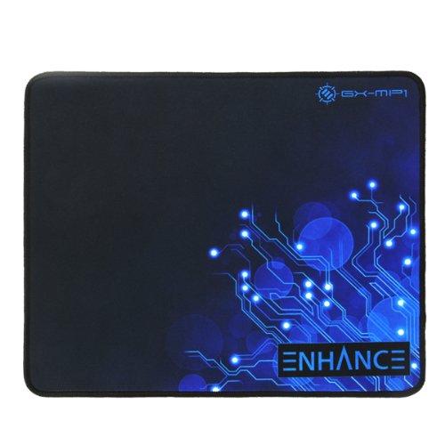 Enhance Gaming-Mauspad, rutschfest, Blau