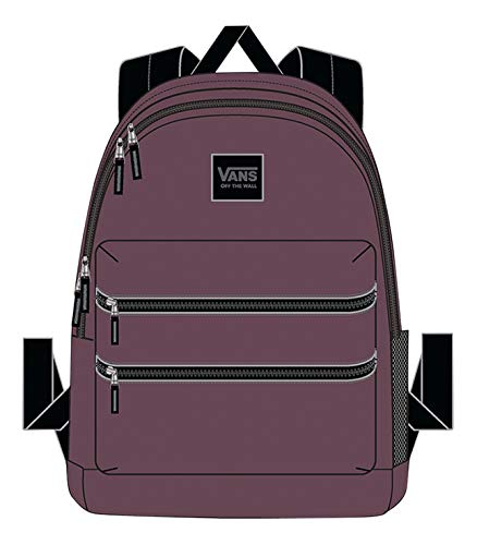 41p2nAFWOOL - Vans Schoolin It VN0A46ZP7D5 - Mochila, color morado