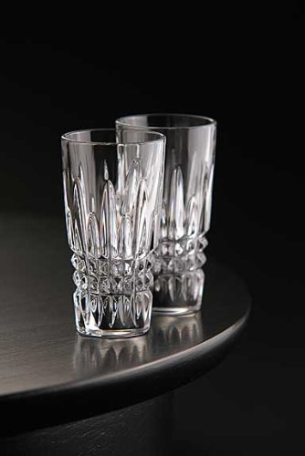 Waterford Crystal giftology Lismore Diamant Shot Glas, Paar -