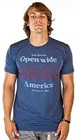 Coca Cola Open Wide America Junk Food Soft T-Shirt Tee