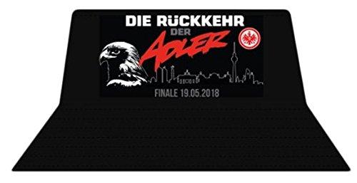 Fischerhut Rückkehr Eintracht Frankfurt + gratis Sticker Frankfurt forever, Cap, Basecap, Base-Cap, Mütze, Hut, chapeau, sombrero, Baseballcap