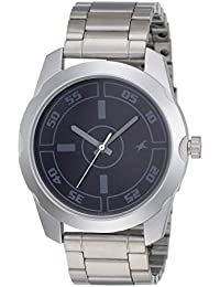 Fastrack Casual Analog Black Dial Men's Watch NM3123SM01 / NL3123SM01