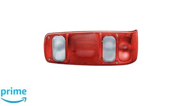 with bulbs HELLA 2VP 007 502-041 Combination Rearlight 12V Right