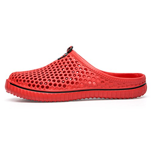Sentao Unisexe Sandales De Plage Sabots Occasionnels Sabot Respirant Chaussures Garden Style 2