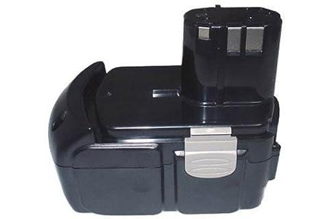 Li-Ion 18,00V 3000mAh Kompatibler Ersatz für Hitachi C 18DLX, Hitachi CJ 18DL, Hitachi CJ 18DLX, Hitachi CR 18DL, Hitachi CR 18DLX, Hitachi DH 18DL, Hitachi DH 18DLX, Hitachi DS 18DFL, Hitachi DS 18DFLG, Hitachi DS 18DL, Hitachi DV 18DCL, Hitachi DV 18DL, Hitachi G 18DLX, Hitachi RB 18DL, Hitachi WH 18DFL, Hitachi WH 18DL, Hitachi WR 18DL Werkzeug Akku