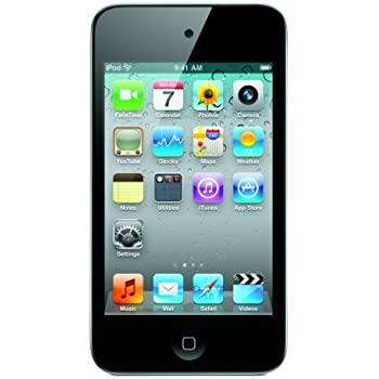 Apple iPod touch 64GB - Black - 4th Generation (Launched Sept 2010)
