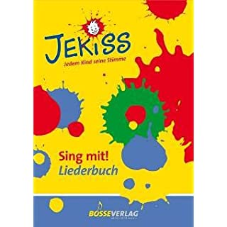 Jekiss - Jedem Kind seine Stimme - arrangiert für Liederbuch [Noten / Sheetmusic] Komponist: Reuther Inga Mareile