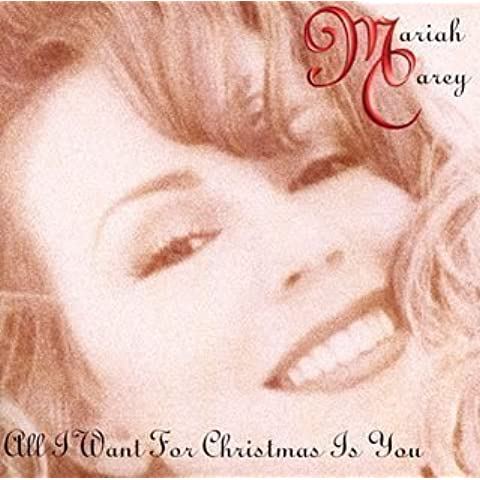 All I Want For Is Christmas (3 Trax Maxi) by Mariah Carey (1996-11-21)