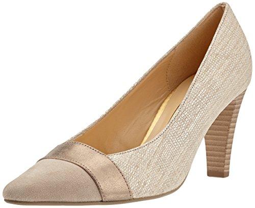 41p2sorRTEL - Gabor Shoes Damen Fashion Pumps, Beige