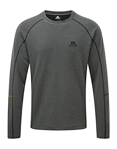 Committed Crew L S Gris