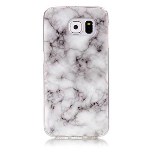 iPhone 6 cover,TXLING Glänzend Glitzer Crystal Case Hülle Klare Ultradünne Silikon Gel Schutzhülle Durchsichtig Kristall Transparent TPU Silikon Bumper Schutz Handy Hülle Case Tasche Etui für iPhone 6 Grau Weiß