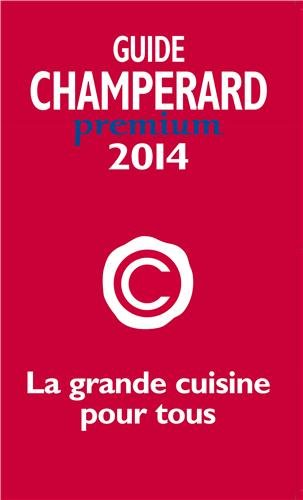 GUIDE CHAMPERARD PREMIUM 2014