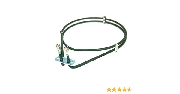 00665881 Oven Bosch Fan Heater Element