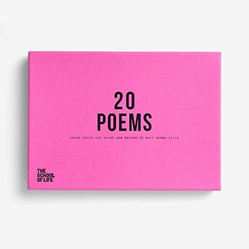 Die Schule des Lebens-20Gedichte-kurz Gedichte auf Karten