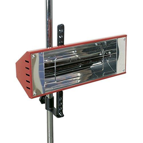 SEALEY IR1000Infrarot Panel Trockner Hand-Short Wave 1000W/230V Sealey Panel