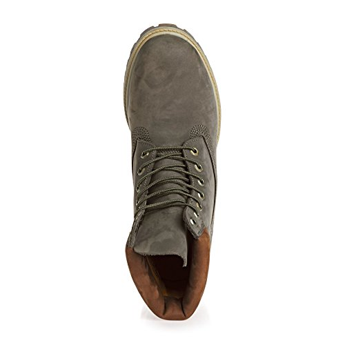 Timberland 6in premium boot, Boots homme Gris