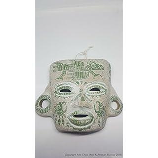 Brunida Maske Azteca (Mehrere Modelle)