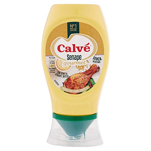 Calvè Senape con Semi - 250 ml