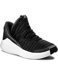 best website d59bd f162c Flight Luxe Garçon Chaussures Noir Jordan