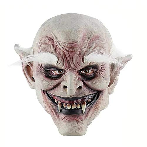 ke des Alten Mannes Halloween Masken,Horror,Teufel Masken,Vampir Haus schlechter Mörder ()