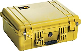 Peli 1550 - Maleta Protectora sin Espuma, Color Amarillo (B000IOAP76) | Amazon Products